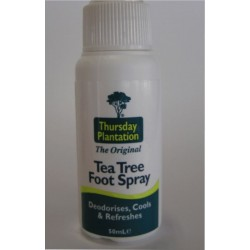 Teebaum-Fussspray, 50ml Fr....