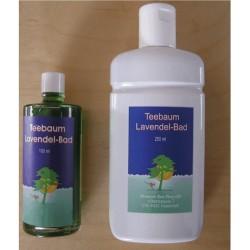 Teebaum-Lavendel-Bad