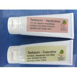 Teebaum-Handcrème (Art.40)...